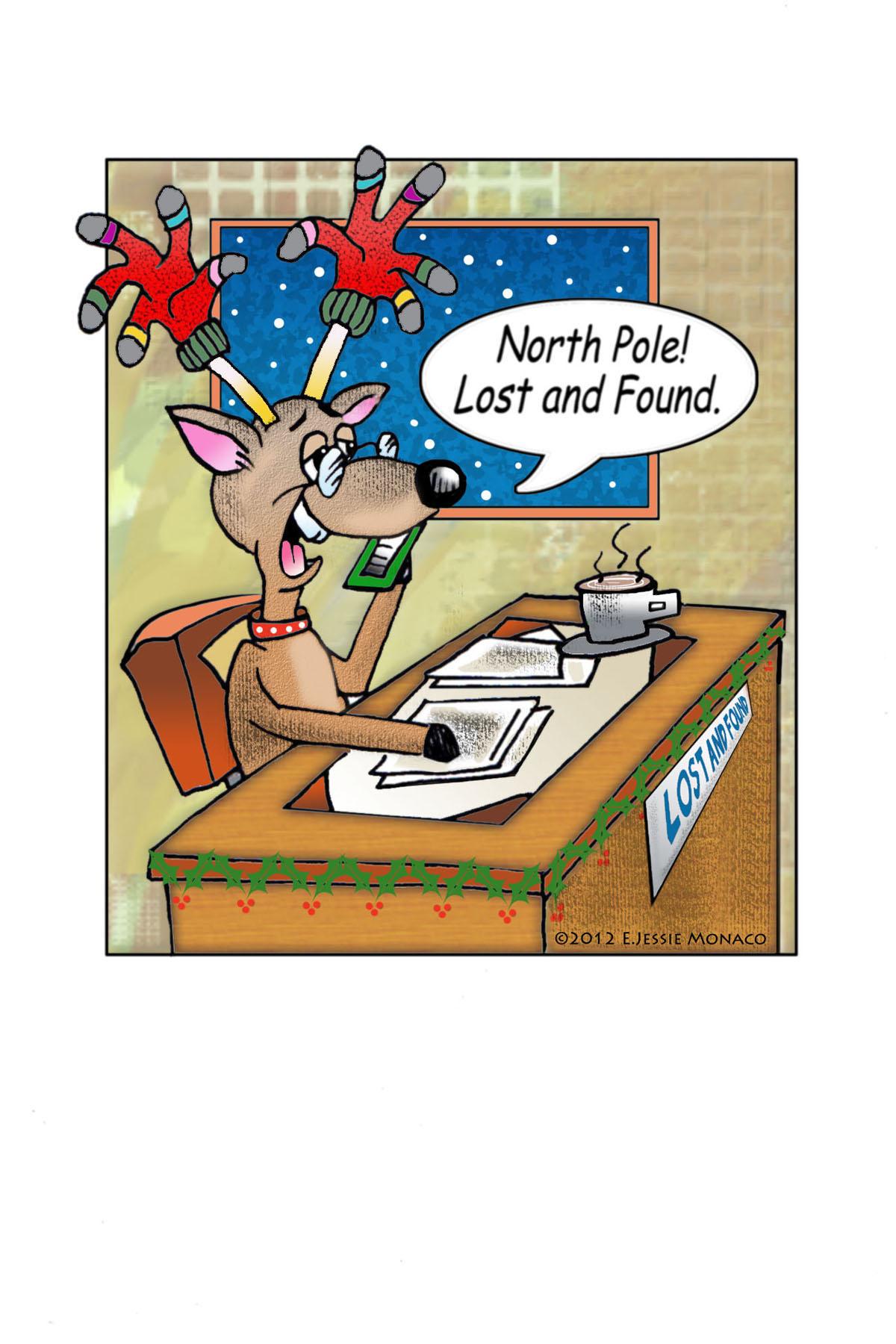 North Pole  Lost & Found