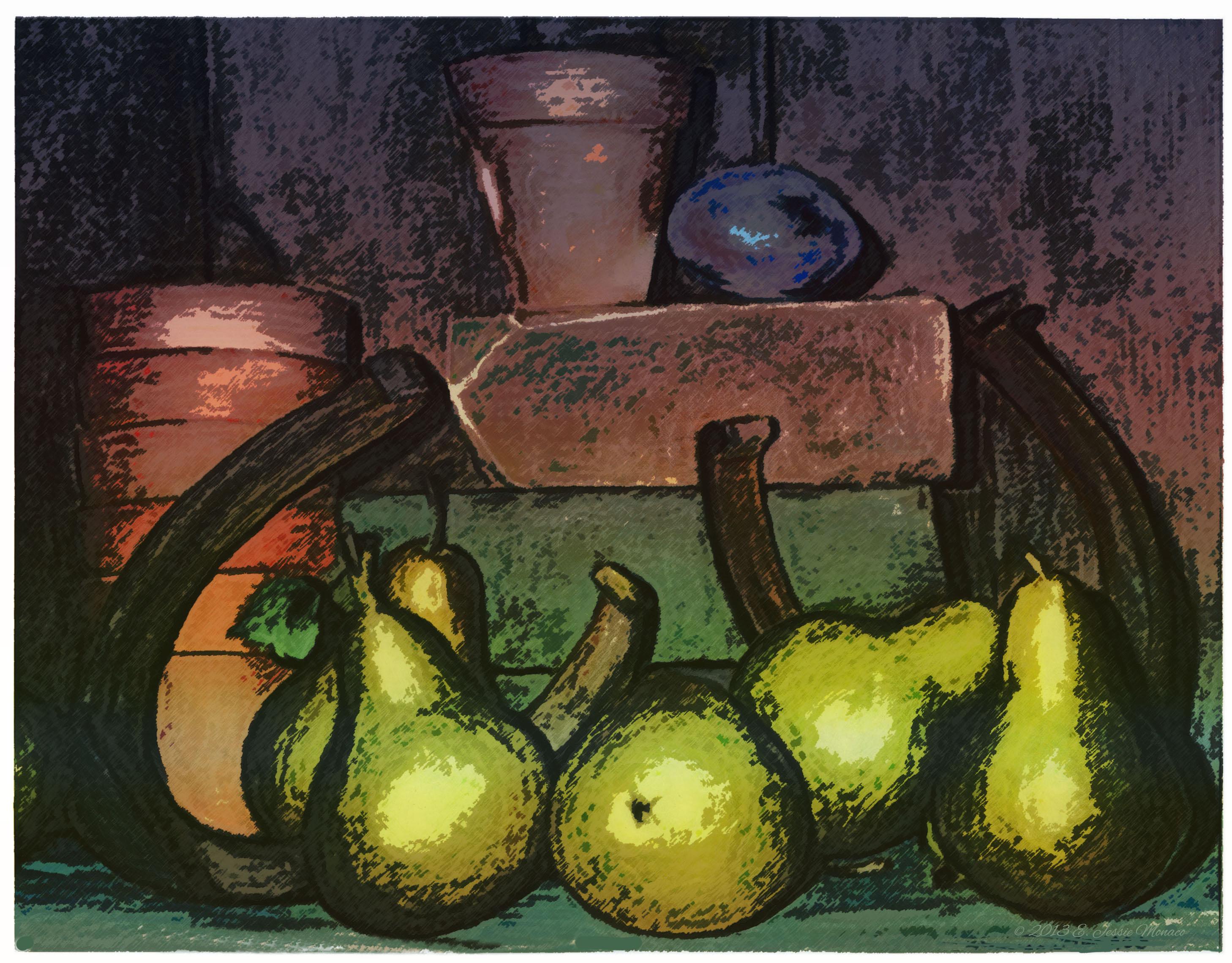 Lucky Pears